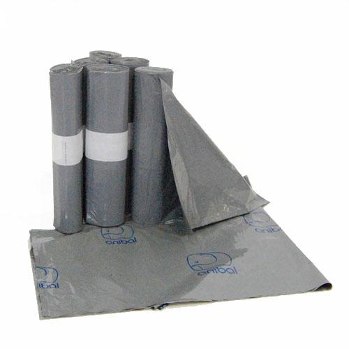 bolsa gris