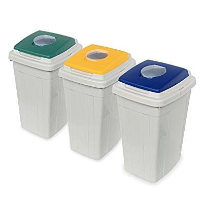 contenedores reciclaje  litros
