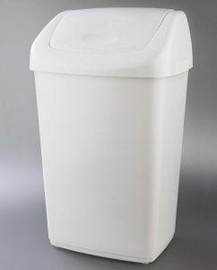 papelera-blanca-tapa-basculante-50-litros