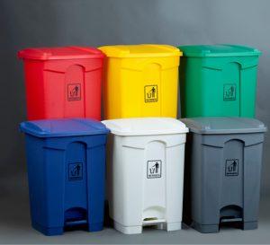 papelera-reciclaje-a-pedal-colores