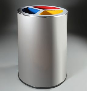 papelera-reciclaje-circular-metalica-3-cubetas