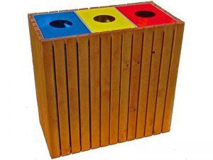 papelera_reciclaje_triple_rectangular_madera_681484M