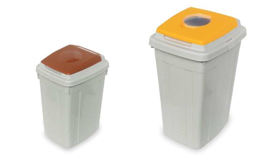 papeleras reciclaje escuelas eco