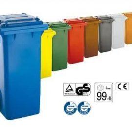 contenedores de basura  litros