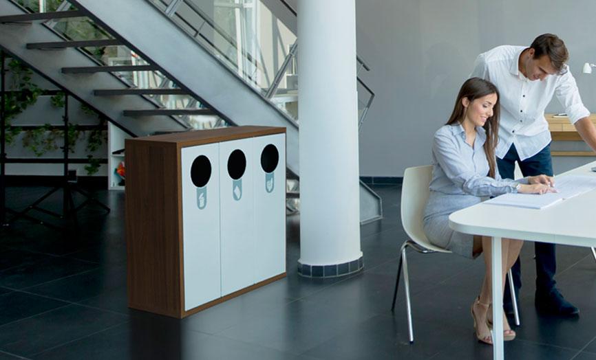 ambiente mueble recogida selectiva