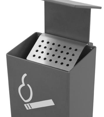 detalle chapa apaga cigarrillos