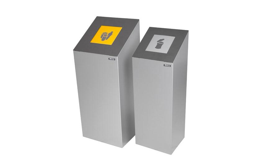 papelera reciclaje  versiones