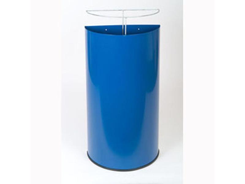 detalle aro papelera reciclaje