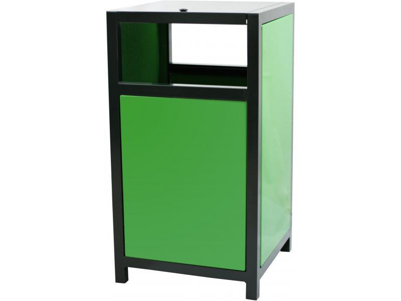 papelera reciclaje gran capacidad