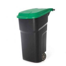 contenedor  litros verde