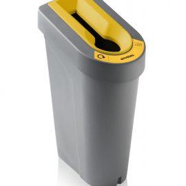 papelera reciclaje selectiva envases