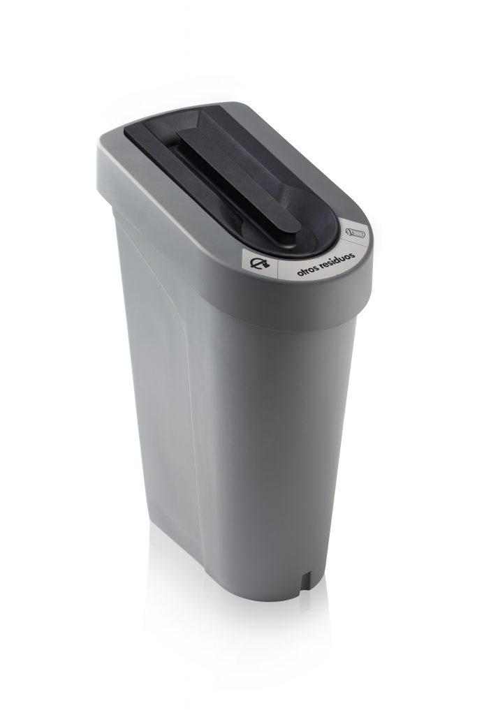 papelera reciclaje selectiva otros residuos