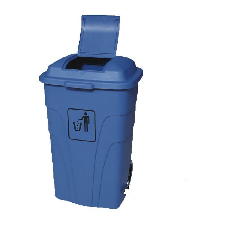 contenedor basura sin pedal