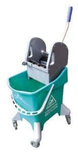 cubo-con-prensa-32-litros-verde